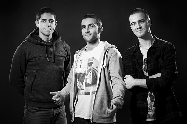 kickflip team photo