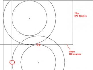align circles cs6