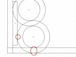 align circles in cs6