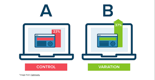ab testing control variation
