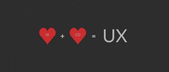 IA CD UX
