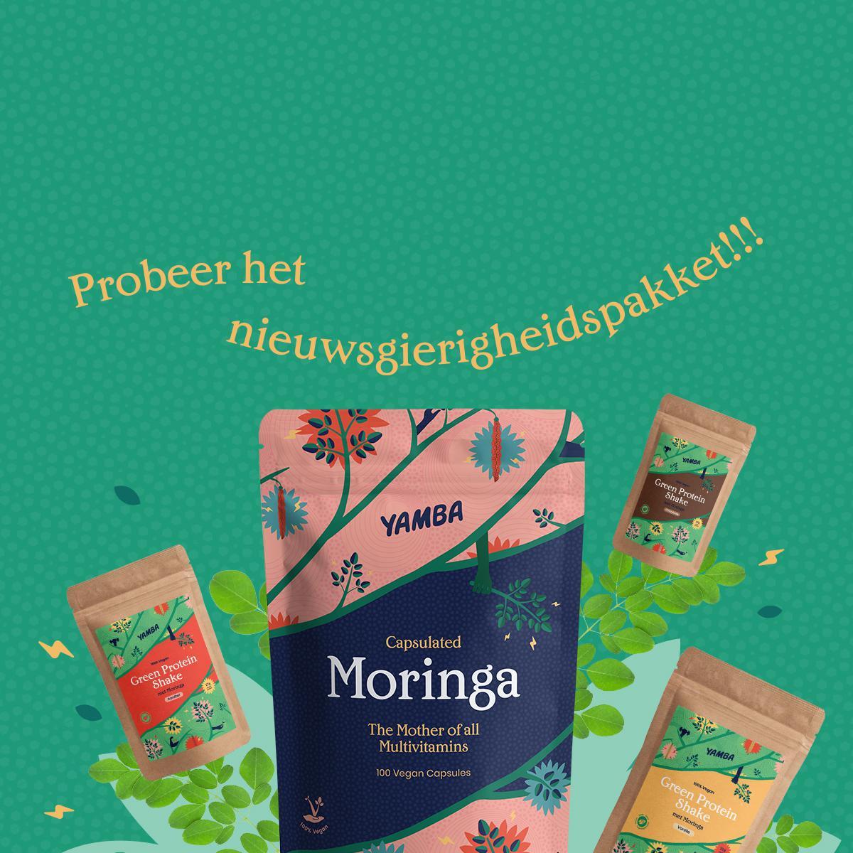 Yamba Moringa Recipes Header