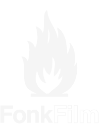 Fonk film vertical logo