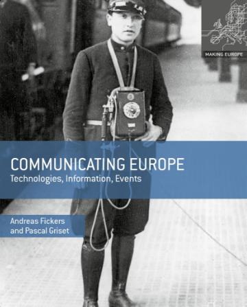 Communicating Europe poster