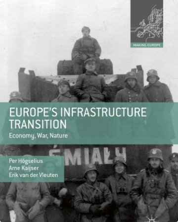 Europe's Infrastructure Transition poster