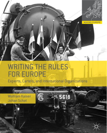 Writing the Rules for Europe poster