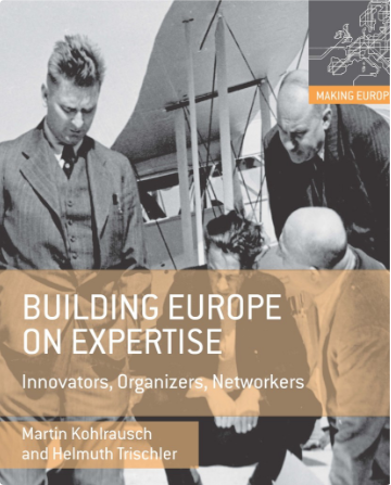 Building Europe on Expertise poster