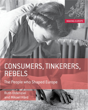 Consumers, Tinkerers, Rebels poster