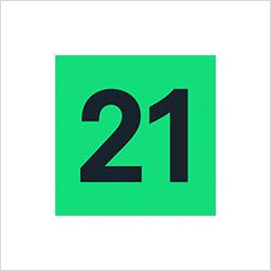 Fonds21 logo